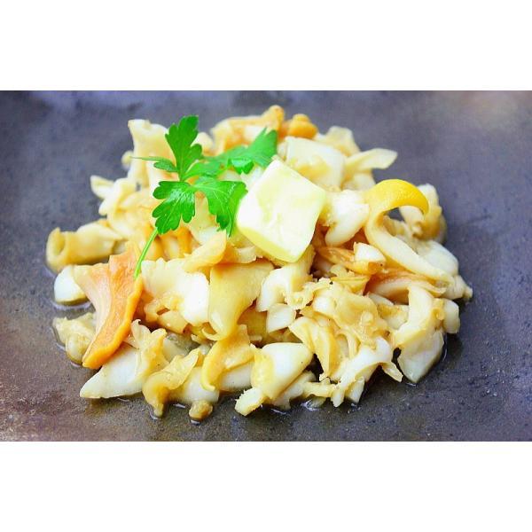 (訳あり わけあり ワケあり)つぶ貝 お刺身用つぶ貝切り落とし500g むき身|tsukiji-ousama|06