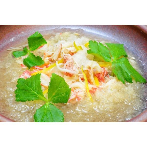 カット済み ズワイガニ ずわいがに セット 冷凍総重量約1.25kg 解凍時約 1kg かに鍋 かにしゃぶ お刺身 ポーション かに カニ 蟹 詰め合わせ|tsukiji-ousama|18