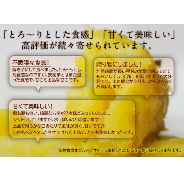 さつまいも 茨城県産 鹿吉のシルクスイート 1箱 約2kg 送料無料|tsukijiichiba|05