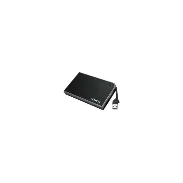 MOBILE BOX CMB25U3BK6G (ブラック&グレー)