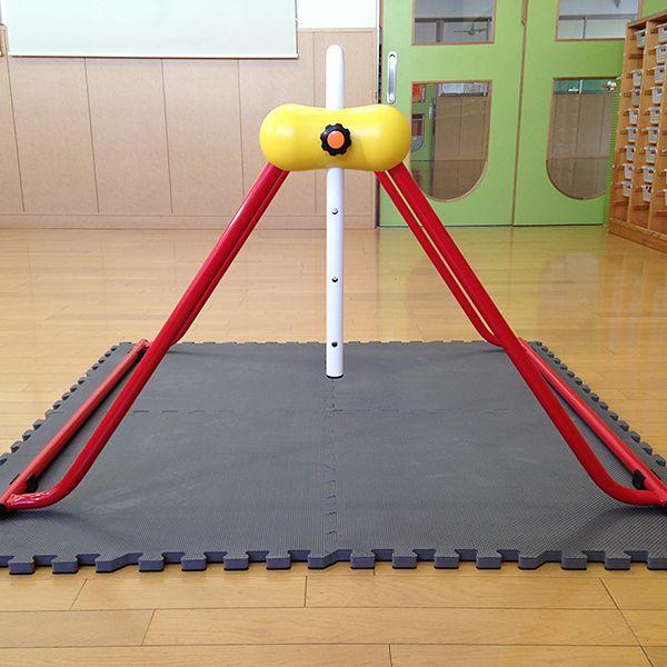 鉄棒 日本製 子供用鉄棒 ツムラこども鉄棒 逆上がりのコツDVD付 組立不要 耐荷重70kg|tsumura|06