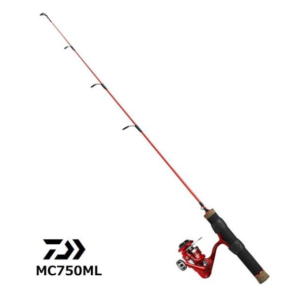 ダイワ 20 MC750ML / 穴釣り専用ロッド (O01) (D01) (セール対象商品)|tsuribitokan-masuda