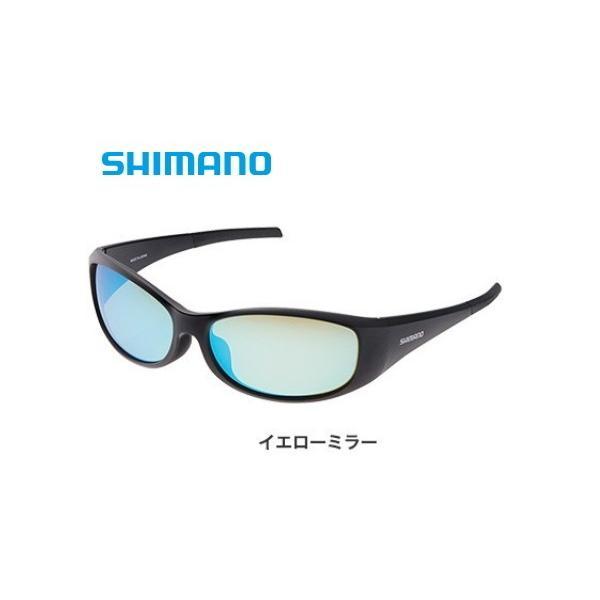 シマノ バルバロス タイプG UJ-100T イエローミラー / 偏光サングラス (S01) (O01) (送料無料) (セール対象商品)