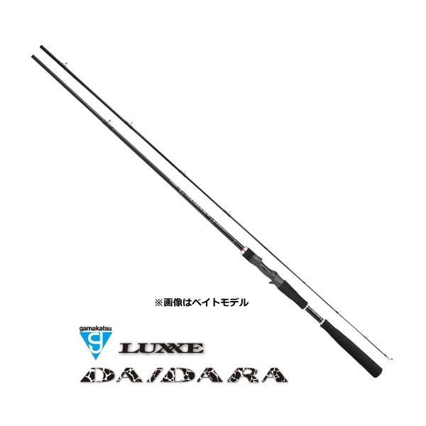 がまかつ ラグゼ ダイダラ B74MH ベイトモデル / アジング メバリング ロッド (お取り寄せ商品)