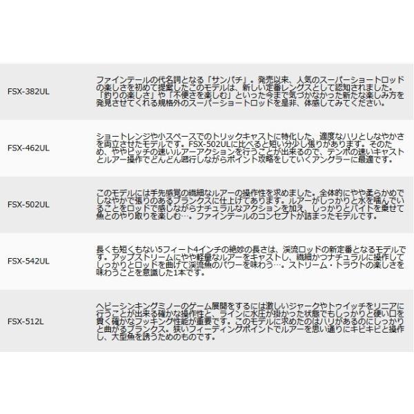 メジャークラフト NEW ファインテール ストリーム FSX-782M / トラウトロッド (お取り寄せ商品)