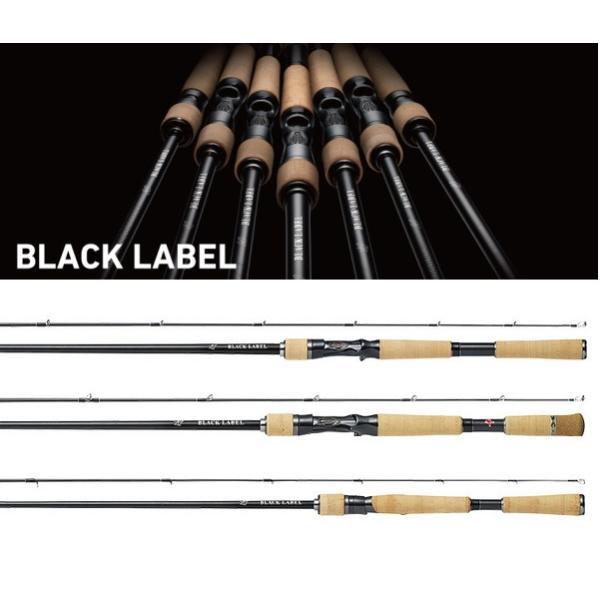 ダイワ ブラックレーベル LG (ベイトモデル) 7101HFB-SB / バスロッド (O01) (D01) (大型商品 代引不可)|tsuribitokan