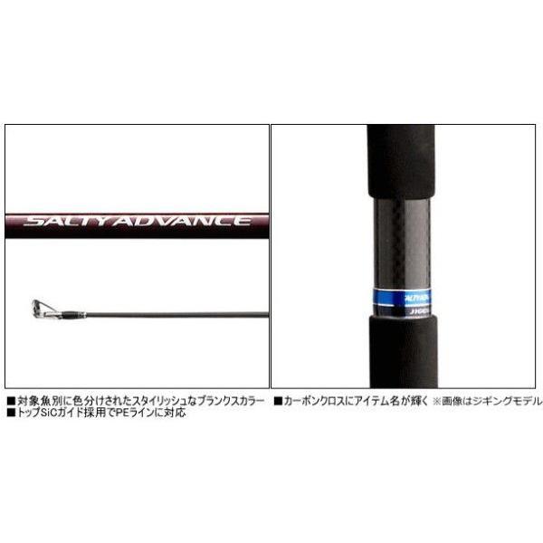 (ポイント3倍) シマノ ソルティーアドバンス エギング S803ML / エギングロッド