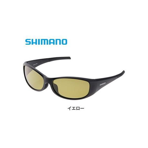 シマノ バルバロス タイプG UJ-100T イエロー / 偏光サングラス (S01) (O01) (送料無料)
