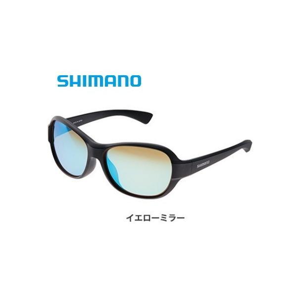 シマノ バルバロス タイプG UJ-101T イエローミラー / 偏光サングラス (S01) (O01) (送料無料)