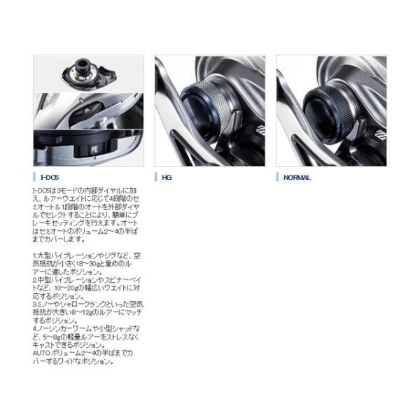 シマノ/SHIMANO メタニウムDC HG LEFT (2015 Metanium DC:ハイギア仕様 左巻き)