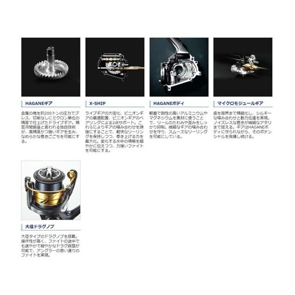 シマノ/SHIMANO ヴァンキッシュ FWチューン 1000S (17 Vanquish FW トラウト用スピニングリール)