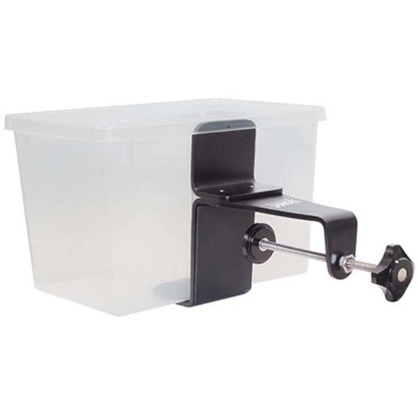 プロックス/PROX PX835PM ワカサギ水槽+万力 サイズ:238×150×164mm (わかさぎ用便利アイテム)