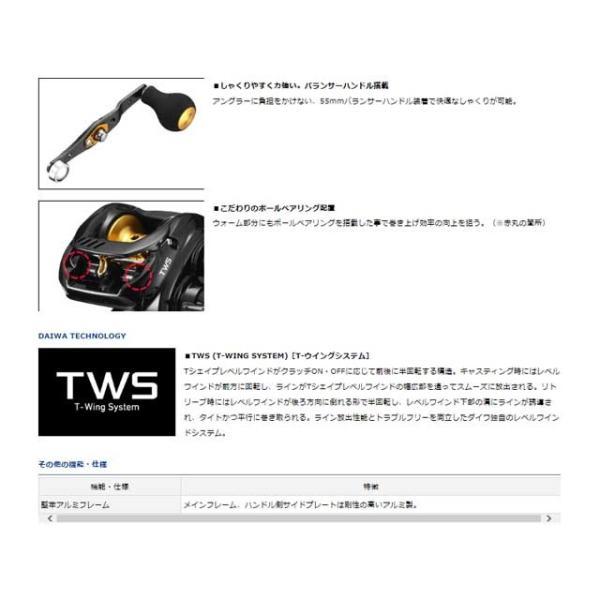 ダイワ/DAIWA ブラスト BJ TW 150SH (18 BLAST BJ TW 右巻き ベイジギング用ベイトリール)