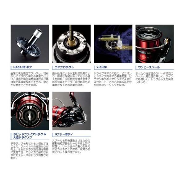 シマノ/SHIMANO セフィア BB C3000SHG (18 Sephia BB シングルハンドル エギング用スピニング)