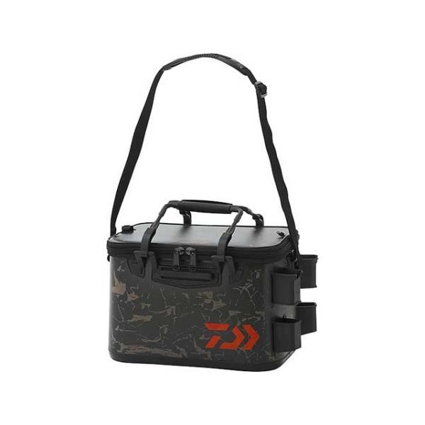 ダイワ/Daiwa LT タックルバッグ D33(A) 外寸:25×33×26cm (ロッドスタンド・ハンドル付き)