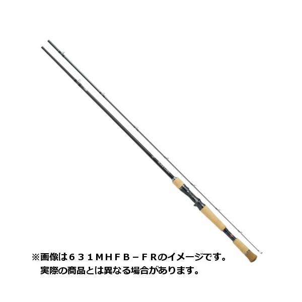 ダイワ ロッド 19 ブラックレーベル LG ベイトキャスティングモデル 6101MHFB 【大型商品3】|tsurigu-yokoo