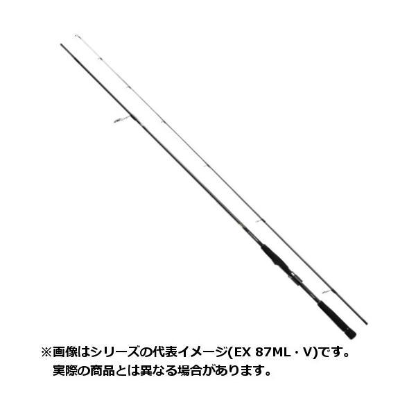 ダイワ ロッド 19 モアザン EX 110M・V 【大型商品2】