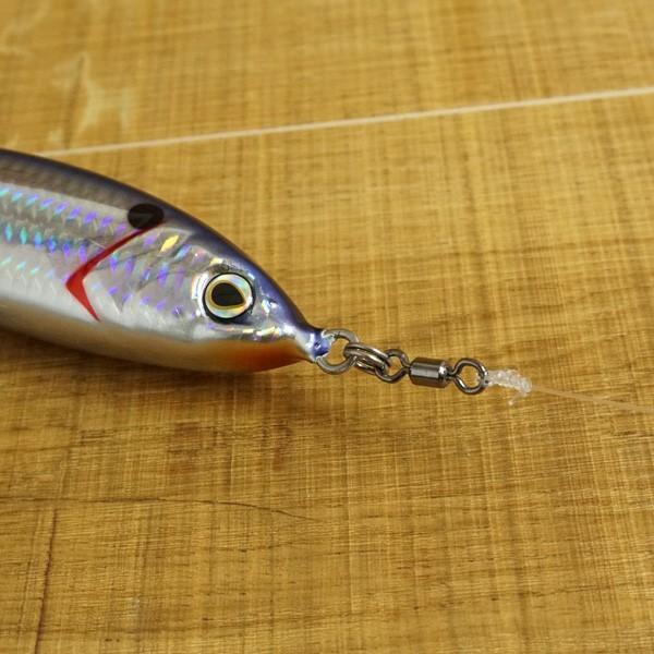 CHONMAGE FISHING ローリング パワースイベル #3 50個入り ショアジギング、オフショアジギング、青物トップゲーム、プラッキング 新品|tsuriking|04
