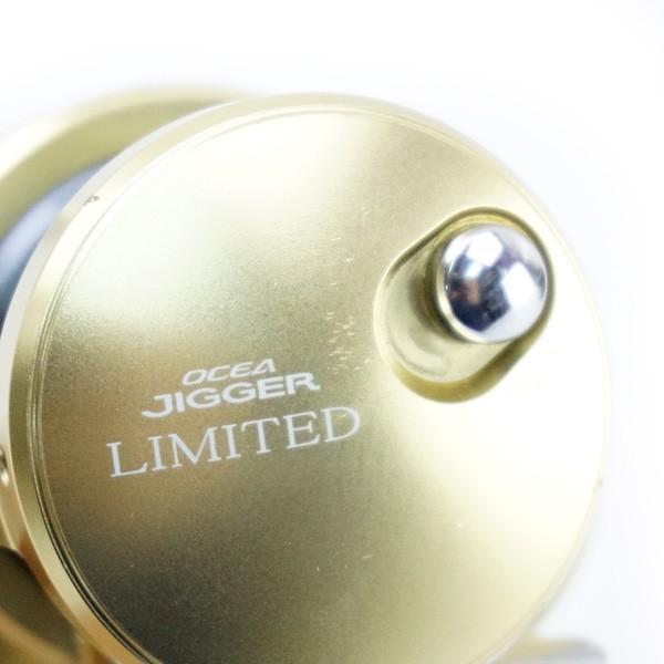 美品 シマノ オシアジガー リミテッド 1501HG オーシャンマークAE85付き/D495M|tsuriking|04