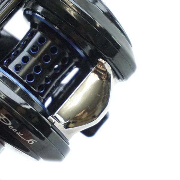 アブガルシア レボ ディーズ6/H433M ベイトリール 極上美品 tsuriking 04