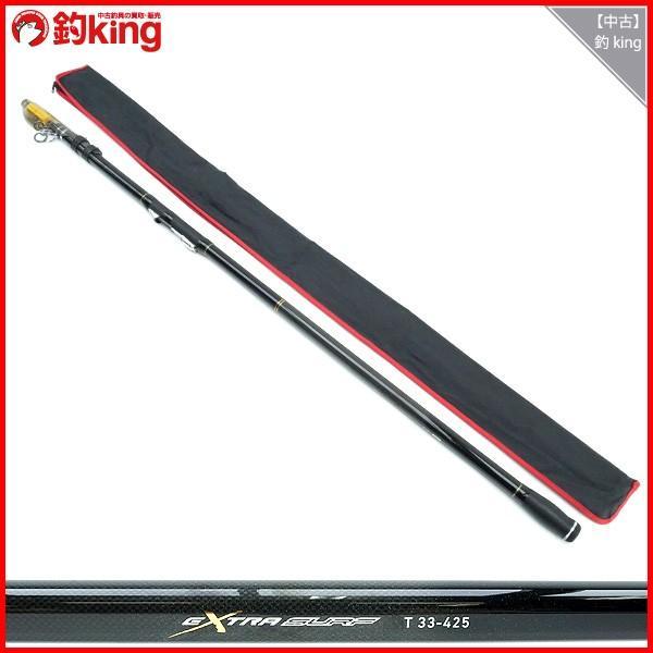 ダイワ エクストラサーフ T33-425・K/K172L 投げ竿 美品|tsuriking