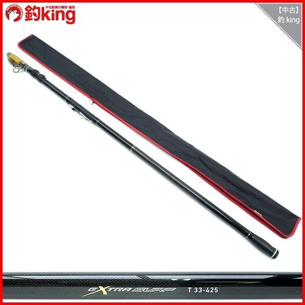 ダイワ エクストラサーフ T33-425・K/K173L 投げ竿 美品|tsuriking