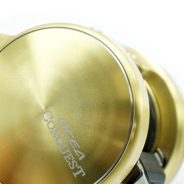 シマノ 15オシアコンクエスト 300HG/K176M ベイトリール 美品|tsuriking|04