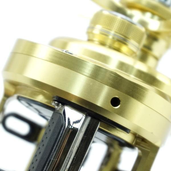 シマノ 15オシアコンクエスト 300HG/K176M ベイトリール 美品|tsuriking|05