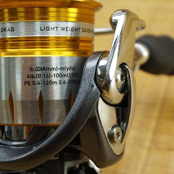 ダイワ 11フリームス 2004/K356M スピニングリール 美品|tsuriking|06
