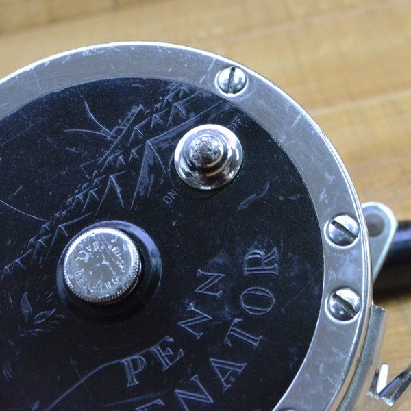 PENN セネター 9/0/M039M 船用リール