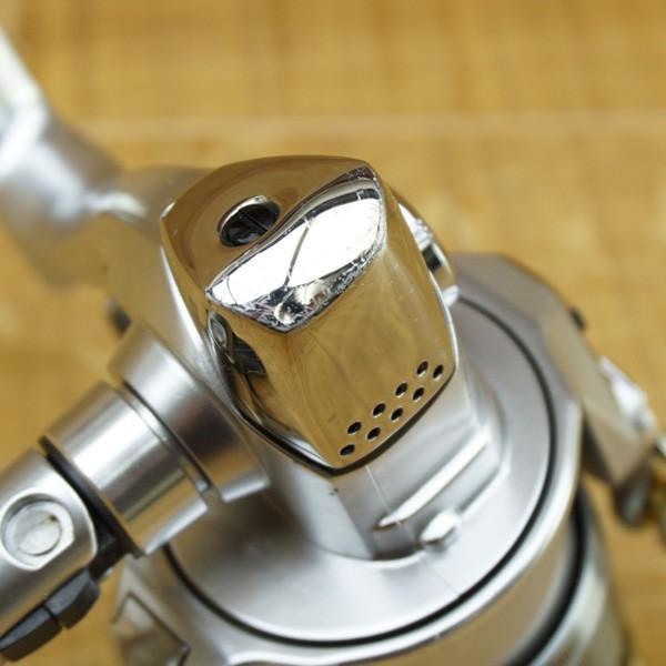 ダイワ インパルトISO 3000LB、ISOスペシャルII 尾長スプール付/M526M 美品 スピニングリール|tsuriking|04