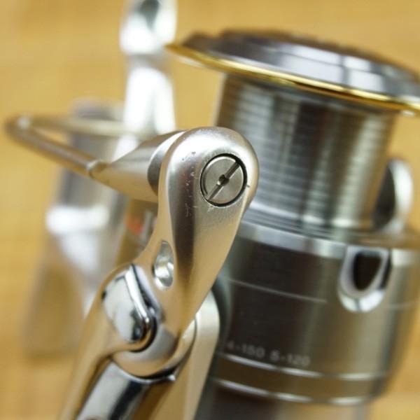 ダイワ インパルトISO 3000LB、ISOスペシャルII 尾長スプール付/M526M 美品 スピニングリール|tsuriking|08