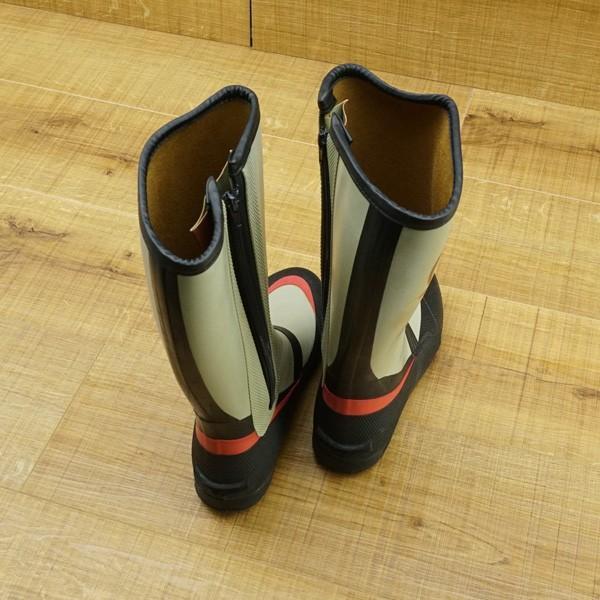 がまかつ フィッシングブーツ GM-390 M/M537M 美品 磯靴|tsuriking|02