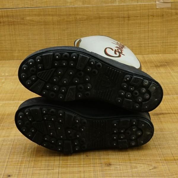 がまかつ フィッシングブーツ GM-390 M/M537M 美品 磯靴|tsuriking|03