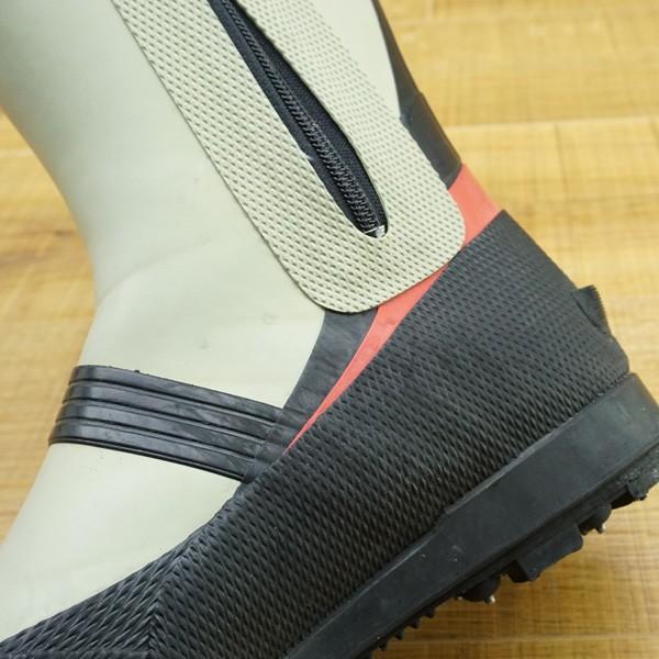 がまかつ フィッシングブーツ GM-390 M/M537M 美品 磯靴|tsuriking|08