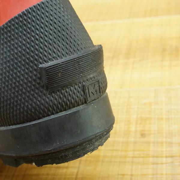 がまかつ フィッシングブーツ GM-390 M/M537M 美品 磯靴|tsuriking|09