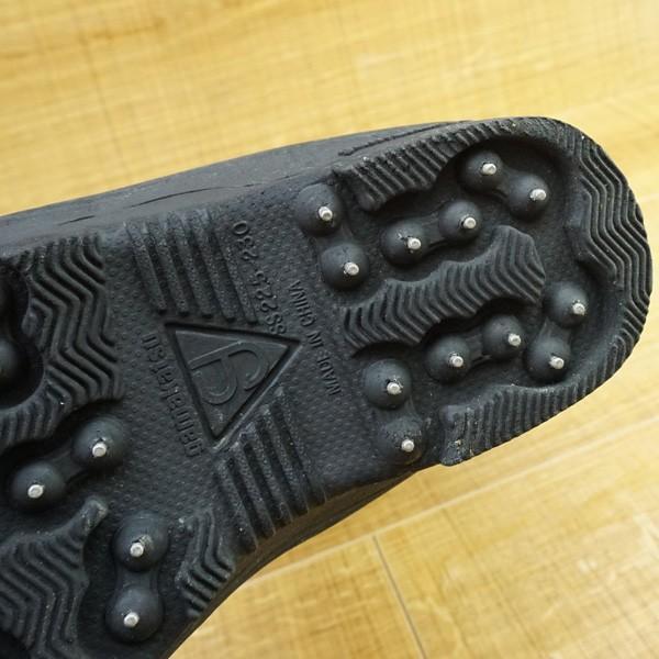がまかつ スパイクブーツ GM-443 SS/M538M 美品 フィッシングブーツ 磯靴|tsuriking|04
