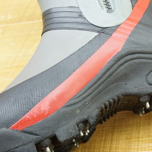 がまかつ スパイクブーツ GM-443 SS/M538M 美品 フィッシングブーツ 磯靴|tsuriking|08