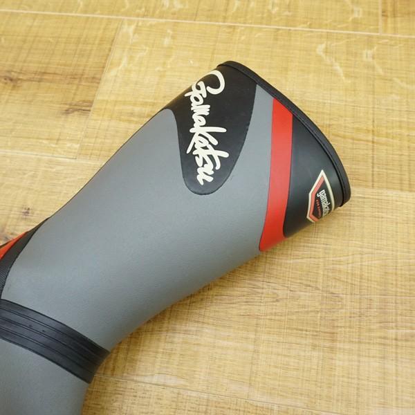 がまかつ スパイクブーツ GM-443 SS/M538M 美品 フィッシングブーツ 磯靴|tsuriking|10