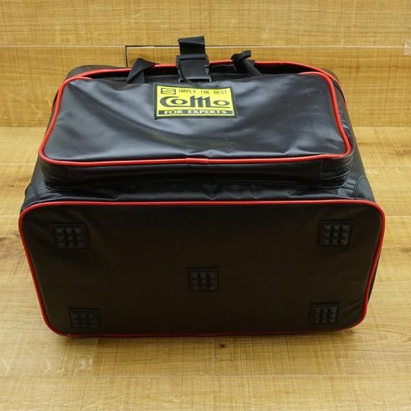 がまかつ スーパーコモクールII GB-213 25L/M540M 美品 クールバッグ|tsuriking|02