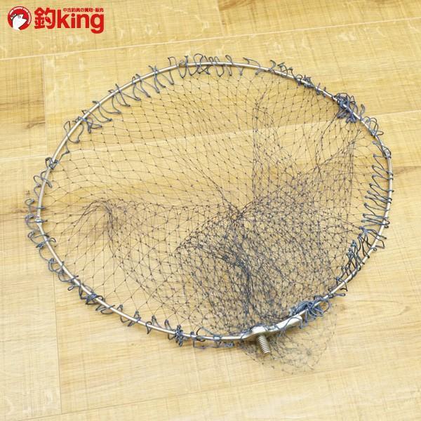 がまかつ 4つ折り チタンたも枠 45cm/M541M タモ枠|tsuriking
