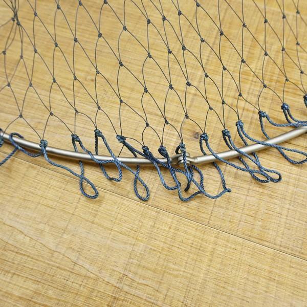 がまかつ 4つ折り チタンたも枠 45cm/M541M タモ枠|tsuriking|06