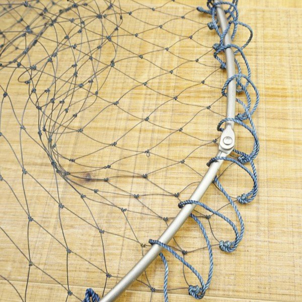 がまかつ 4つ折り チタンたも枠 45cm/M541M タモ枠|tsuriking|08
