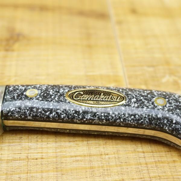 がまかつ フィッシングナイフ GM-205/M546M 美品|tsuriking|02
