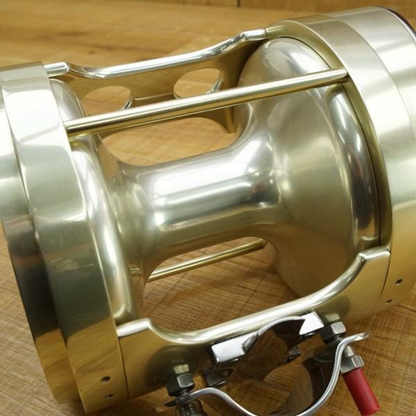 フィンノール リールケース、キャップ3点セット トローリング/M555M 未使用品 両軸リール|tsuriking|06