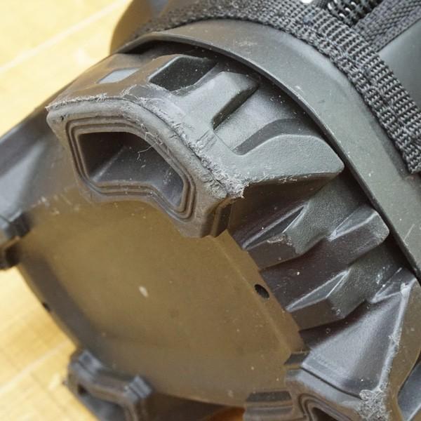 がまかつ がま磯 ハイブリッド ロッドケース GC-262 ブラック/N010Y 美品|tsuriking|05