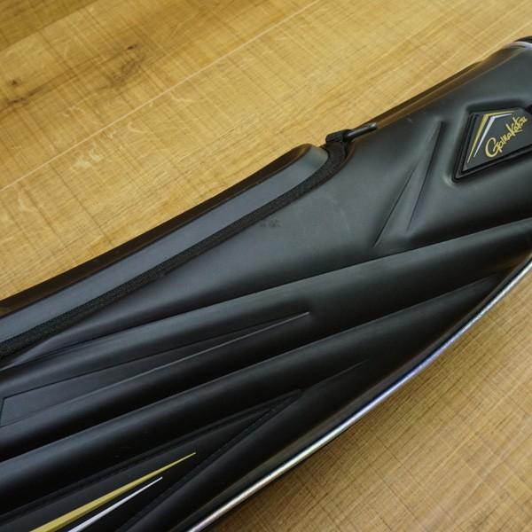 がまかつ がま磯 ハイブリッド ロッドケース GC-262 ブラック/N010Y 美品|tsuriking|09