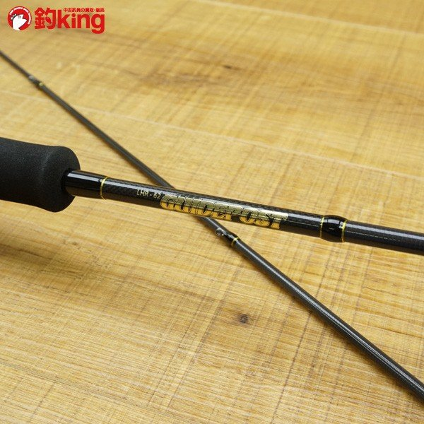 34 サーティーフォー ガイドポスト LHR-62/N021M 美品 アジングロッド|tsuriking