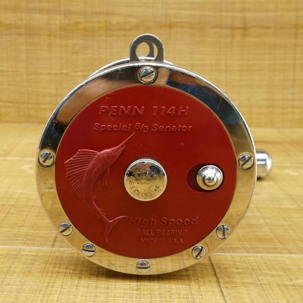 PENN セネター 114HL スペシャル/N024M 両軸リール|tsuriking|03