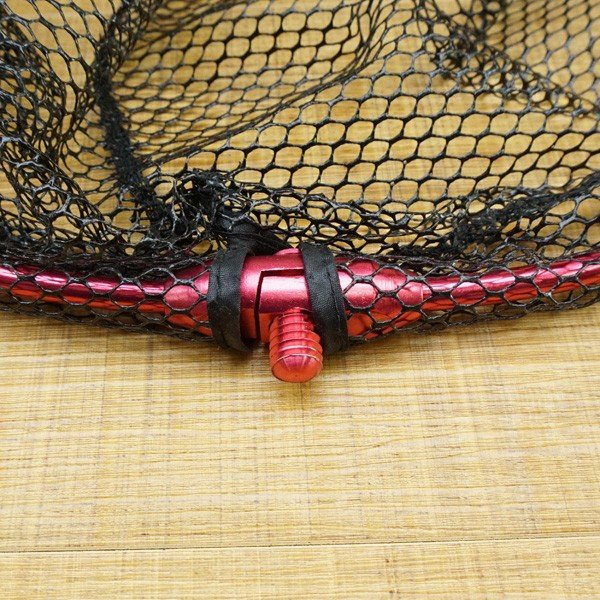 レインズ ランディングネット 45cm/N027M 極上美品 タモの柄 たも網|tsuriking|08